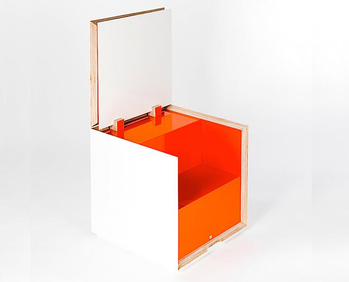 Kubus 01 architectuur interieur ruimtelijke vormgeving - Kubus interieurs ...